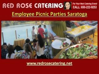Employee Picnic Parties Saratoga