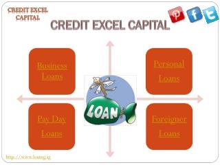 Loan Provider - Credit Excel