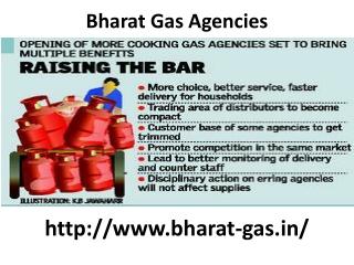Bharat Gas Agency, Bharat Gas