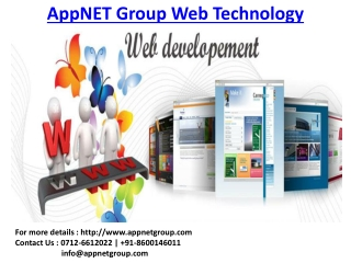 AppNET Group Web Development Technology