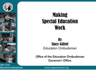 Making Special Education Work