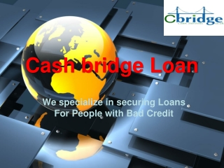 Securing Loans For People with Bad Credit