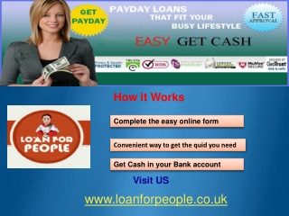 Get Instant Payday Loans in Instant Time Period