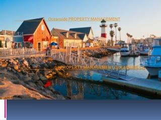 PROPERTY MANAGEMENT Oceanside CA
