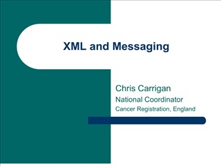 xml and messaging