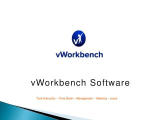 vworkbench - Task Management Software