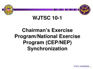 WJTSC 10-1  Chairman s Exercise Program