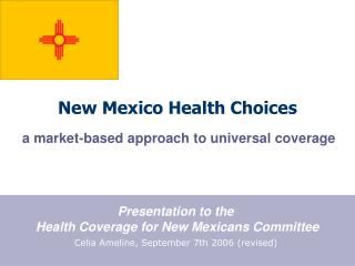 New Mexico Health Choices