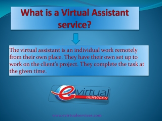 Are You Looking for The Cost-effective Virtual Assistant Ser