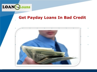 Get Payday Loan to handle your financial need