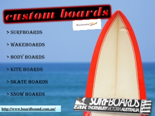 Online Websites Make The Selling And Purchasing Of Surfboard