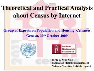 Theoretical and Practical Analysis about Census by Internet