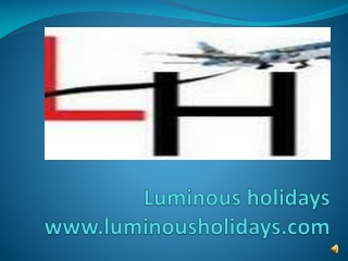 luminousholidays