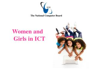 Women and Girls in ICT