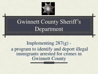 gwinnett county sheriff s department