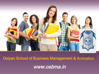 Osiyan School of Business Management