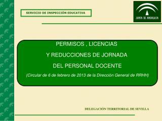 SERVICIO DE INSPECCI N EDUCATIVA