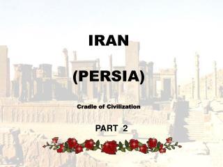 IRAN  PERSIA