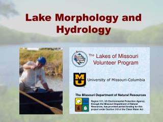 Lakes of Missouri   Volunteer Program