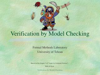 Verification by Model Checking