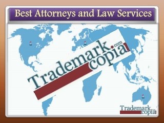TrademarkCopia-Best Attorneys and Law Services