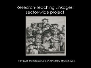 Research-Teaching Linkages: sector-wide project