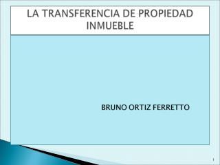 - En el sistema romano, los contratos no transfer an la propiedad, sino que para la transferencia de los derechos reales