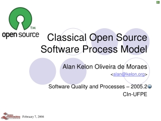 open source software oss and software assurance