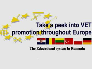 The Romanian educational system is based on a tuition-free system.   Access to free education till 18 years old is guara
