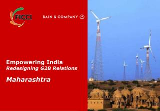 Empowering India Redesigning G2B Relations