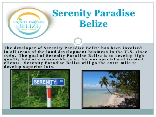 Belize lot for sale | Belize Land for Sale | Lots for sale