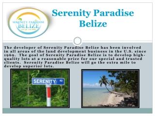 Belize lot for sale | Belize Land for Sale | Lots for sale