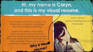 Caryn Johnson Resume 2014