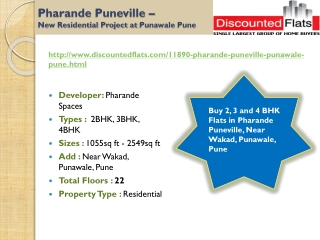 Pharande Puneville Ultra-Luxurious Residential Project near