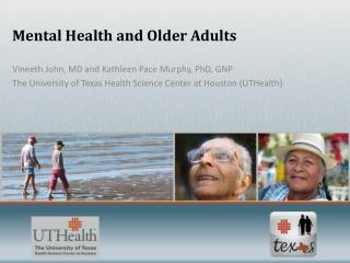 Mental Health and Older Adults