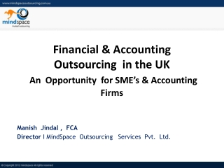 Virtual Accounting and Bookkeeping Services UK