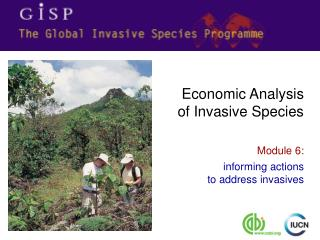 Module 6: informing actions to address invasives