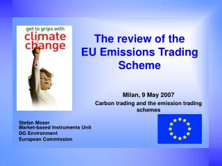 The review of the EU Emissions Trading Scheme