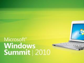 Internet Explorer 9 Overview