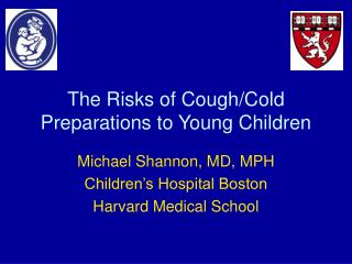 The Risks of Cough