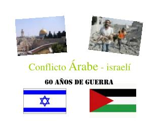 Conflicto  rabe - israel