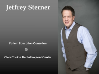 Jeffrey Sterner