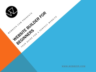 Website builder advantage