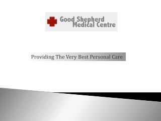 Good Shepherd Medical Centre