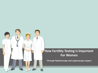How Fertility Testing is Important For Women