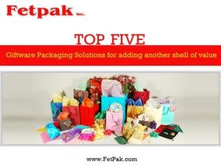 FetPak | Top Five Giftways