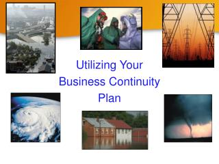 Utilizing Your Business Continuity Plan