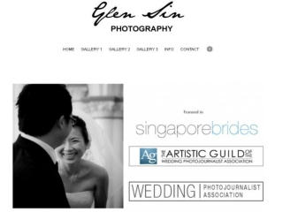 Experienced wedding photographer Singapore