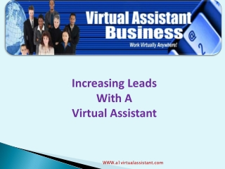 Advantages of Working With the Best Virtual Assistants - A1