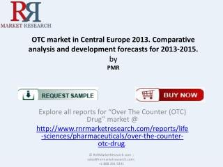 2013-2015: Central Europe Market for OTC